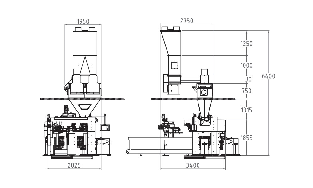 2-Tartim-6-istasyon-Karoser-Un-Paketleme-Makinasi/2-Tartim-6-istasyon-Karoser-Un-Paketleme-Makinasi-Teknik-Cizim