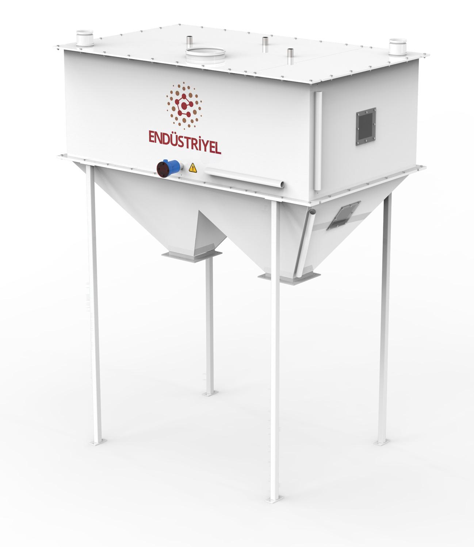 Çift Tartım Tek İstasyon Bakliyat Paketleme Makinası 10/25/50 Kg Detay 4