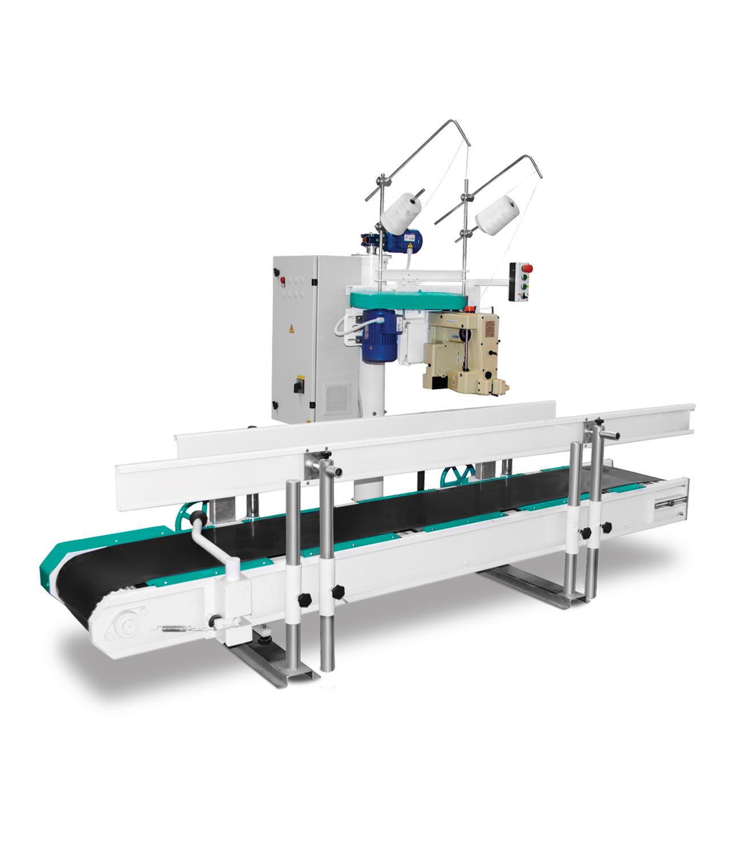 Çift Tartım Tek İstasyon Bakliyat Paketleme Makinası 10/25/50 Kg Detay 1