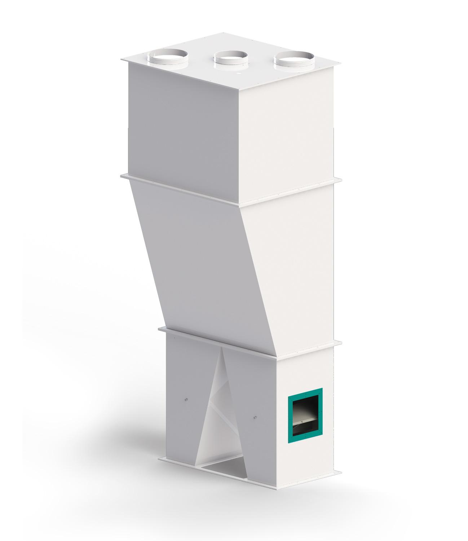 Çift Tartım Tek İstasyon Kepek Paketleme Makinası 15/50 Kg Detay 5