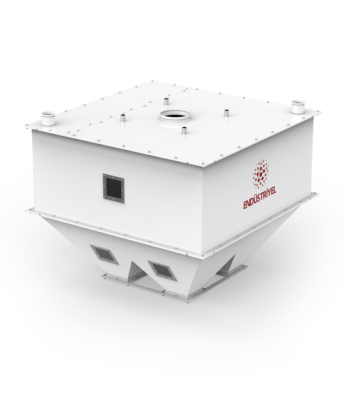 Dört Tartım Tek İstasyon Bakliyat Paketleme Makinası 10/25/50 Kg Detay 3