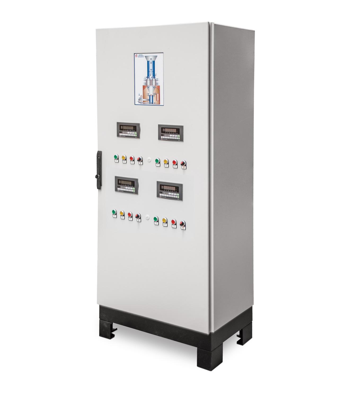 Dört Tartım Tek İstasyon Bakliyat Paketleme Makinası 10/25/50 Kg Detay 2