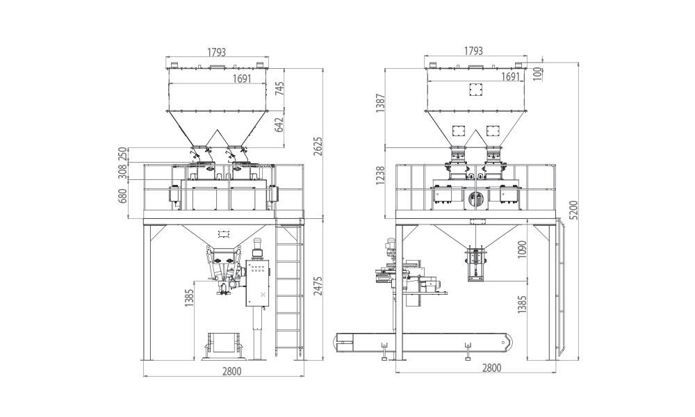 Dort-Tartim-Tek-istasyon-Bakliyat-Paketleme-Makinasi/Dort-Tartim-Tek-istasyon-Bakliyat-Paketleme-Makinasi