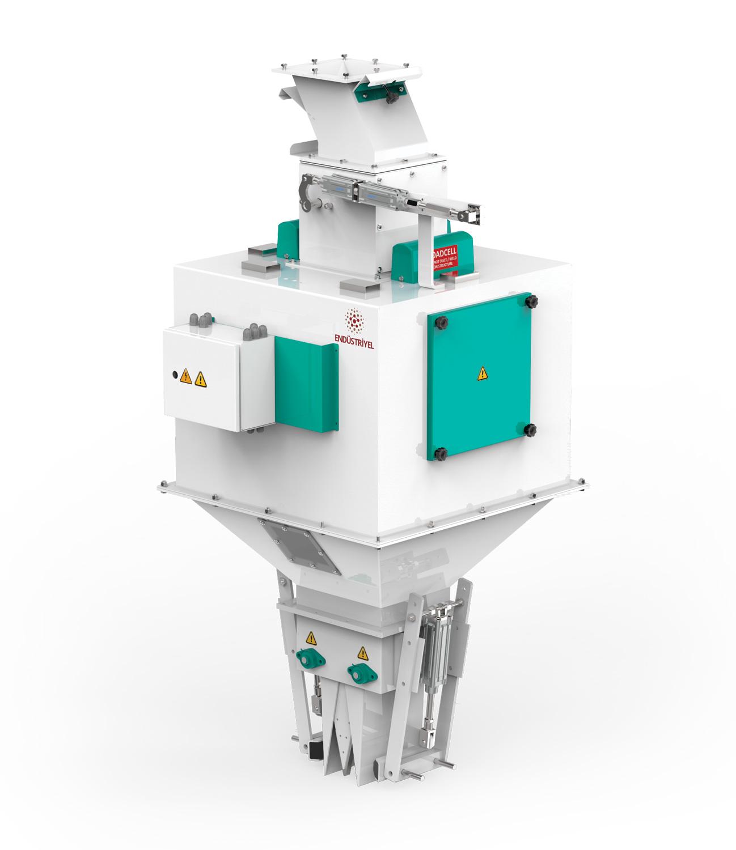 Tek Tartım Tek İstasyon Bakliyat Paketleme Makinası 10/25/50 Kg Detay 3