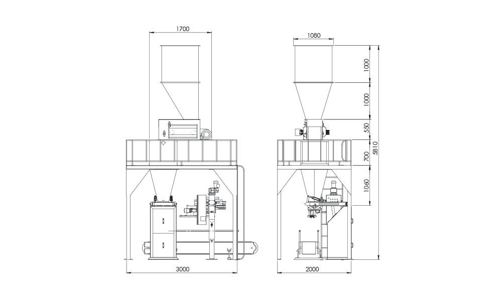 Tek-Tartim-Tek-istasyonlu-Kepek-Paketleme-Makinasi/Tek-Tartim-Tek-istasyonlu-Kepek-Paketleme-Makinasi-Teknik-Cizim