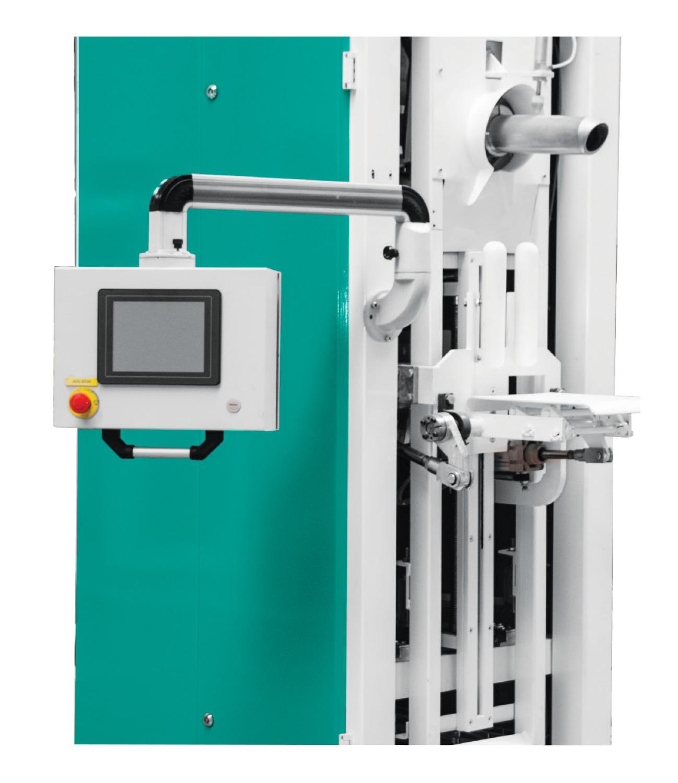 Tekli Ventilli Un Paketleme Makinası 10/25/50 Kg Detay 0