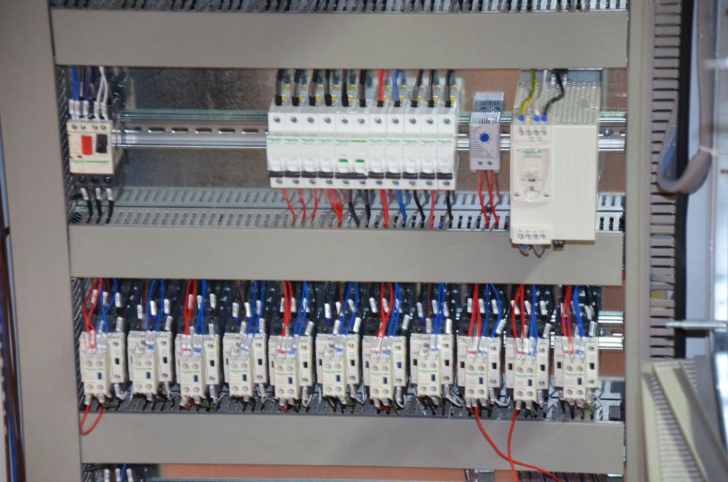 Elekrik Departmanı