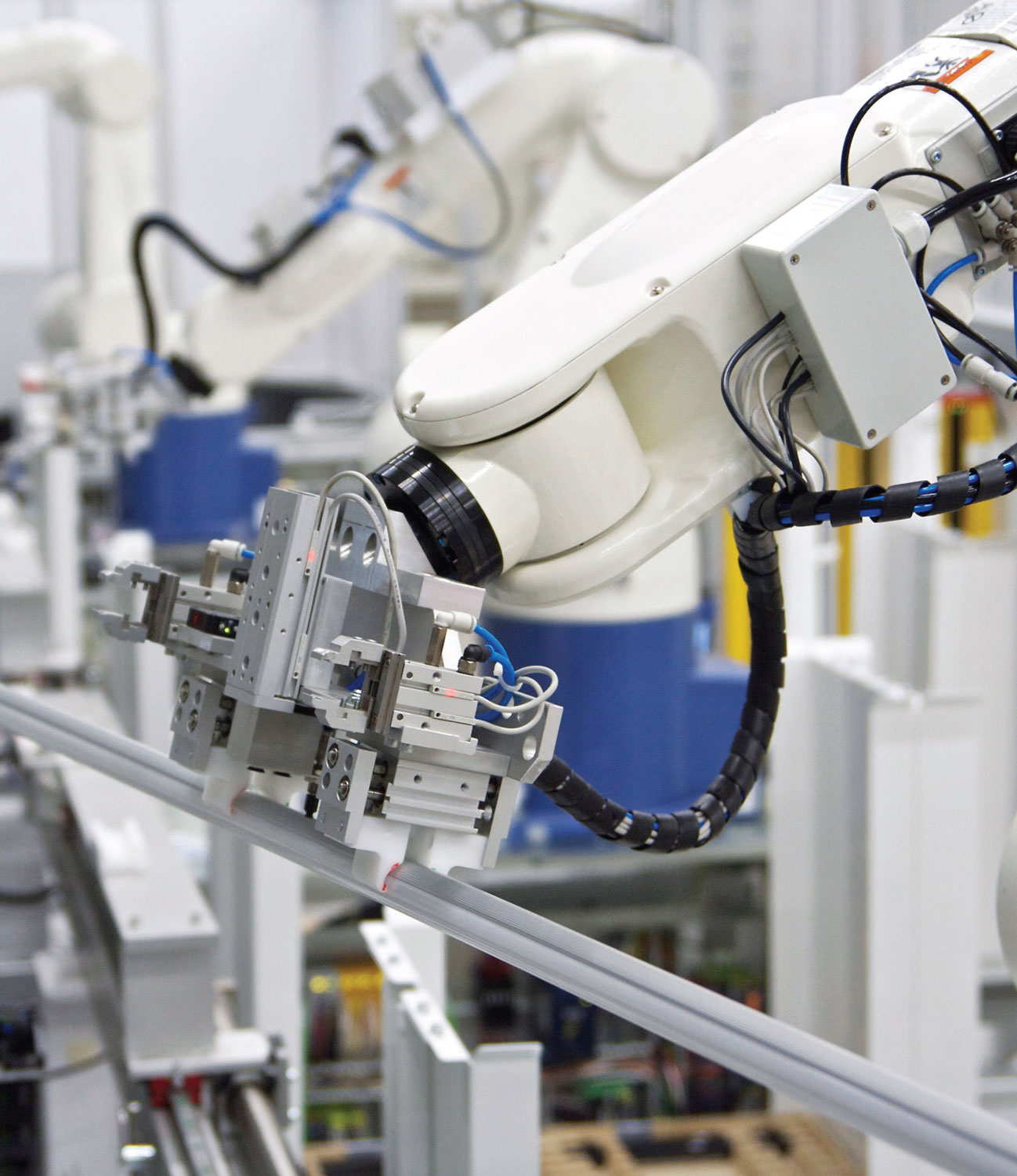 Automation Systems for Machinery and Industrial Applications