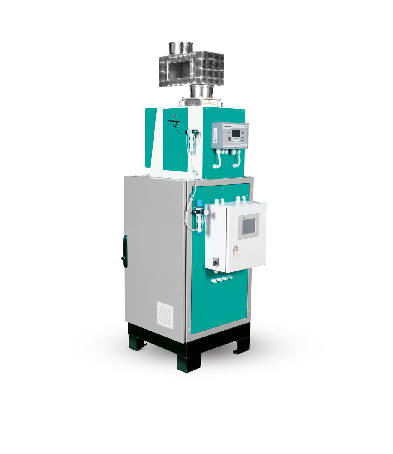 Flow Controlled Automatic Dampening Systems -PLC Type