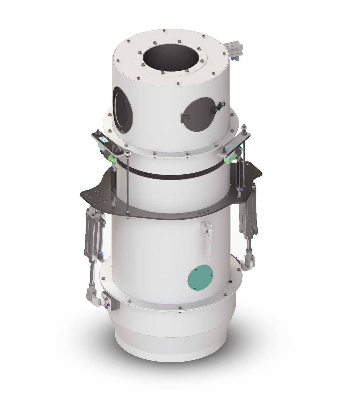 Merkezi PLC Kontrollü Randıman Kantarları – Tubex Tip 40/80/120 Lt. Detay 0