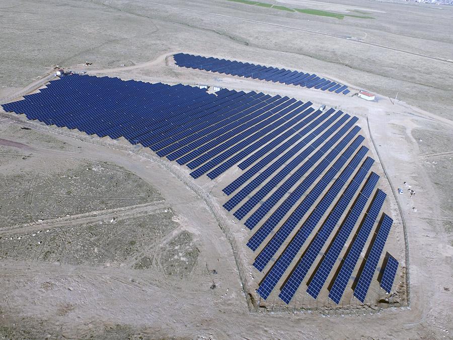 Konya 1 MW